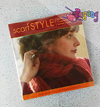 Scarf Style - Innovative to Traditional, 31 Inspiration (knitting)