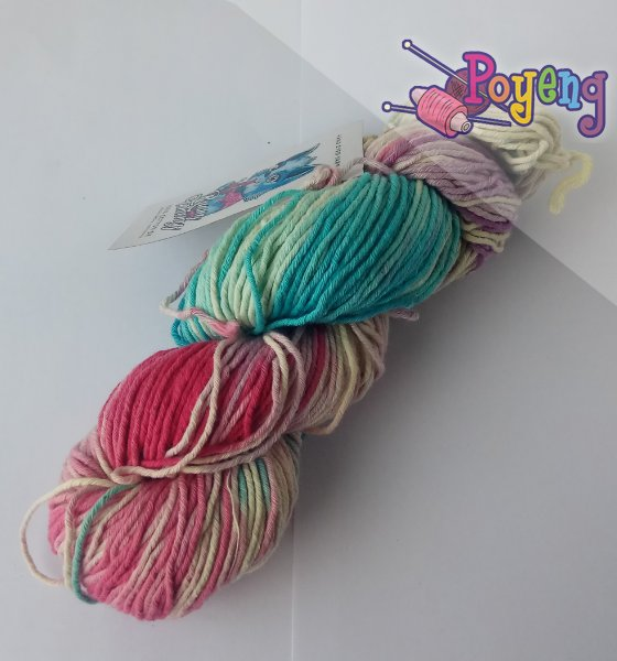 Ruang Tamongg handdyed: April01