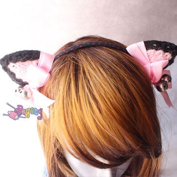 14.06.C-Cat ears Headbands<br><font color=&quot;red&quot;>Best Value!</font>