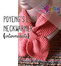 KIT Reguler: Loop Scarf SA Knitting Kit