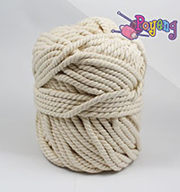 Macrame Yarn Poyeng 6mm