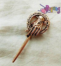 Memorabilia Game of Thrones: Shawl Pin/bros Hand of the King