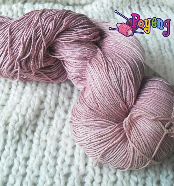 HRV12 (natural dye - magenta muda)