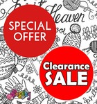 SALE - Stock Clearance<br><font color=&quot;red&quot;>Up to 20%</font>