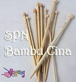 SPN (Single Pointed Needle) Bambu Cina