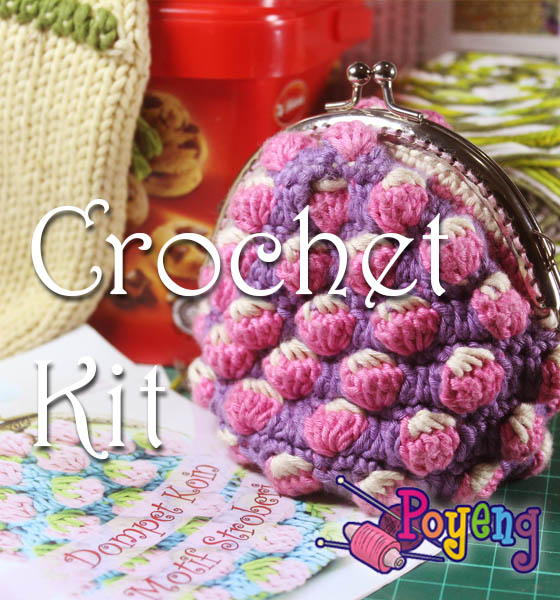 Poyeng Crochet Kit