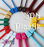 SPN (Single Pointed Needle) Plastik/Acrylic