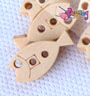 SALE-Kancing shape: FISH<br>2x1cm