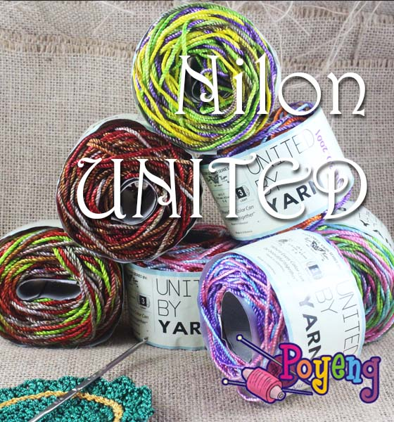 Nilon United by Yarn<br><small>Sold Out</small>