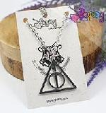 Memorabilia: Kalung Deathly Hallows
