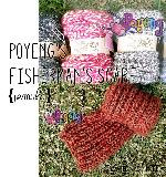 KIT Pemula: Fisherman's Rib Scarf Knitting Kit