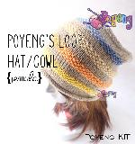 KIT Pemula: Hat/Cowl - Knitting Kit