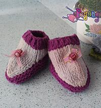 17.05.B: Soft Baby Booties