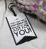 Handmade Tag - Just For You