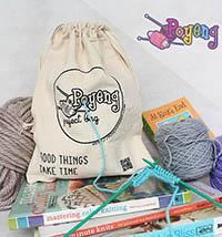 Project Bag Poyeng: Good Things Take Time