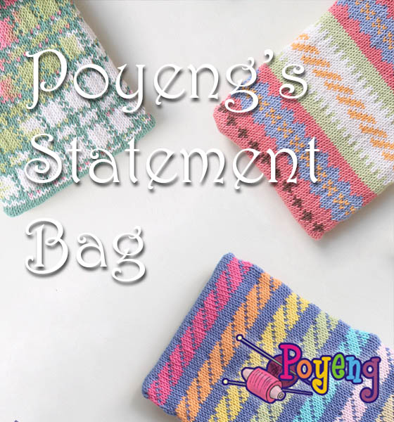 Poyeng's Statement Bag