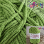 Sweet Milk Cotton Poyeng SM H4 (Shamrock Green)