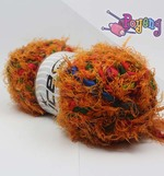 Ice Yarns: Soft Cord Orange