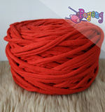 Tshirt Yarn 17 Red ±300gram