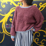 KIT Reguler: Marshmallow Sweater Knitting Kit