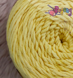 SCB13 Sweet Cotton Blaster Kuning (semi-solid)