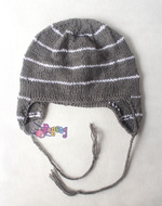 14.13.H-Hat : Gray Earflap