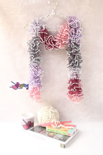 14.07.S-Frilly Scarf Salsa