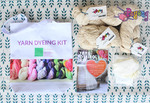 Yarn Dyeing Kit by Iin Wibisono