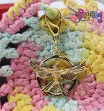 St marker lobster gold tone: Mockingjay (no restock)
