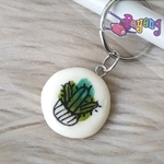 Stitch Marker Clay Ring Ruang Tamongg 04