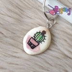 Stitch Marker Clay Ring Ruang Tamongg 06