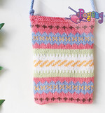 Poyeng's Statement Bag: Fairisle Fun