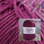 Sweet Milk Cotton Poyeng SM U2 (Dark Magenta)