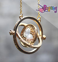 Harry Potter memorabilia: Kalung Time Turner (76.2cm)